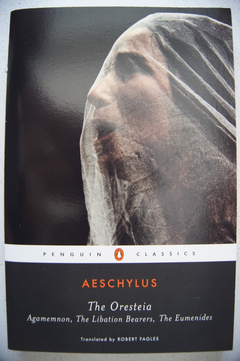oresteia aeschylus justice A basic level guide to some of the best known and loved works of prose, poetry and drama from ancient greece - the oresteia by aeschylus.